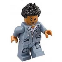 Lego Jurassic World Simon Masrani