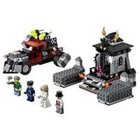 Lego Monster Fighters The Zombies
