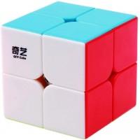 cube Qiyi 2X2 Qidi 2X2X2 Speed Cube Stickerless Puzzle Cube Qidi S