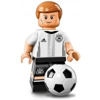 Lego Germany Dfb German Soccer Team Minifigures Toni Kroos No 18