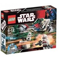 Lego Clone Troopers Battle Pack
