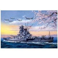 1000 Piece Battleship Yamato Departures 50Cm75Cm Original Jigsaw