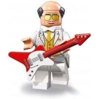 Lego The Batman Movie Series 2 Collectible Minifigure Disco Alfred Pennyworth