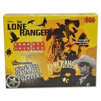 Connect With Pieces Puzzle Building Game Lone Ranger 700