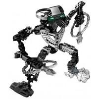 Lego Bionicle Toa Hordika Whenua Black