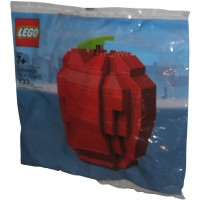 Lego Seasonal Mini Figure Set 3300000 The Brick Apple