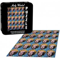 Usaopoly Andy Warhol 25 Marilyns