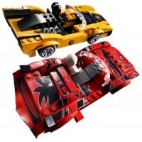 Lego Racers Racer X Taejo