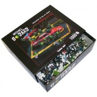 Michael Godard Rockstar Of The Art World Nasbar 500 Jigsaw Puzzle 1000