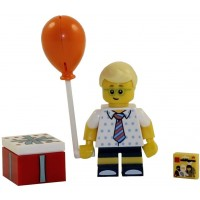 Lego Series 18 Collectible Party Minifigure Birthday Party Boy