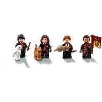 Lego Minifigures Harry Potter Series Hogwarts Harry Potter Ron Weasley Hermione Granger Dean Thomas