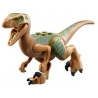 Lego Jurassic World Park Dinosaur Minifigure Echo Raptor
