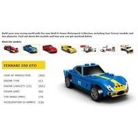 Lego 2014 The New Shell Vpower Collection Ferrari 250 Gto 40192 Exclusive