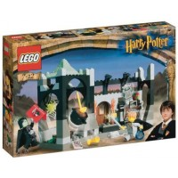 Lego 4705 Harry Potter Snapes Class By