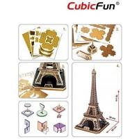 Cubicfun Mc091H Eiffel Tower Puzzle 82