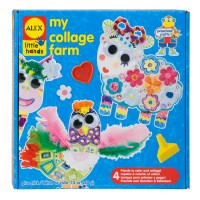 My Collage Farm - Farm Animals Craft Kit