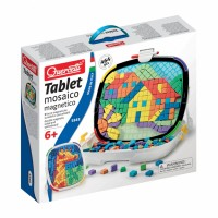 Quercetti Tablet Mosaico Magnetic Mosaic Art Set
