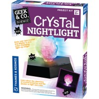 Crystal Nightlight Science Project Kit