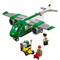 Lego City Airport 60101 Airport Cargo Plane Building Kit 157