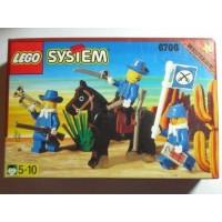 Lego Western Wild West Set 6706 Frontier