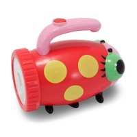 Mollie Ladybug Kids Flashlight