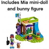 Lego Friends Mias Bedroom 41327 Building Set 86