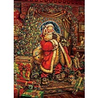Cobble Hill Christmas Presence Jigsaw Puzzle 1000Piece By Cobble