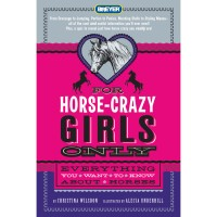Breyer For Horse Crazy Girls Only Book