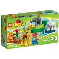 Lego Duplo Town 4962 Baby Zoo Building