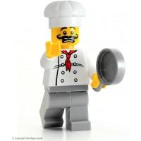 Lego Minifigure Gordon Zola