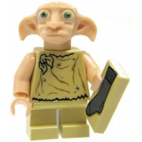 Lego Harry Potter Dobby Minifigure With