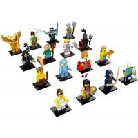 Lego Series 15 Collectible Minifigure 71011 Shark Suit