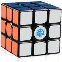 Dfantix Gans 356 Air Master 3X3 Speed Cube Gan 356 Air 3X3X3 Speed Cube Magic Cube Puzzles Black
