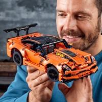 Lego Technic Chevrolet Corvette Zr1 42093 Building Kit 2019 579 Pieces