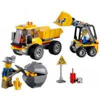 Lego City Loader Dump