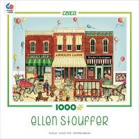 Ceaco Ellen Stouffer Jigsaw Puzzle Circus Parade 1000
