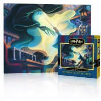 New York Puzzle Company Harry Potter Patronus Practice 100 Piece Jigsaw