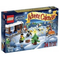 Lego 2011 City Advent Calendar