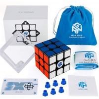 Dfantix Gan 356 Xs 3X3 Speed Cube Gan 356Xs 3X3X3 Magnetic Gms V2 System Puzzle Cube