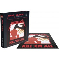 Metallica Kill Em All 500 Piece Jigsaw