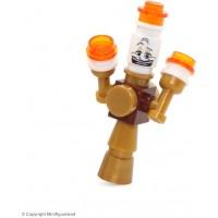 Lego Disney Princess Beauty The Beast Minifigure Lumire
