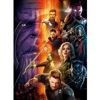 500Piece Jigsaw Puzzle Marvel Avengers Infinity War