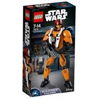 Lego Star Wars Poe Dameron Buildable