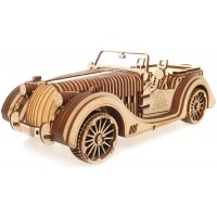 Ugears Plywood Roadster Vm01 Collectible