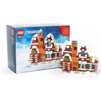 Creator 2019 Lego Gingerbread House Mini Limited Edition