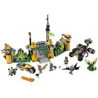Lego Chima Lavertus Outland Base