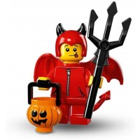 Lego Series 16 Collectible Minifigures Cute Little Devil Halloween