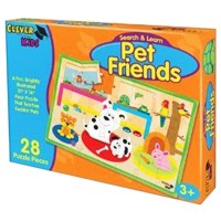 Pet Friends - Search & Learn Puzzle