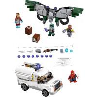 Lego Super Heroes Beware The Vulture 76083 Building
