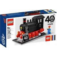 Lego 40370 Steam Engine 40 Years Exclusive 188